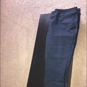 Ann Taylor Loft Navy Blue dress pants